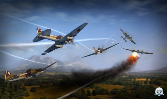 Screenshot - Combat Wings - The Great Battles of WWII (360) 2323362