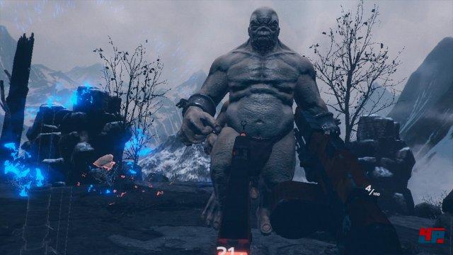 Screenshot - Time Carnage VR (HTCVive)
