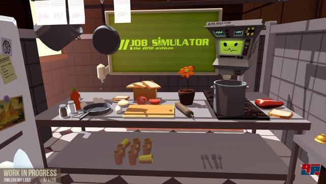 Screenshot - Job Simulator: The 2050 Archives (Mac)