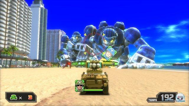 Screenshot - Tank! Tank! Tank! (Wii_U) 92404507