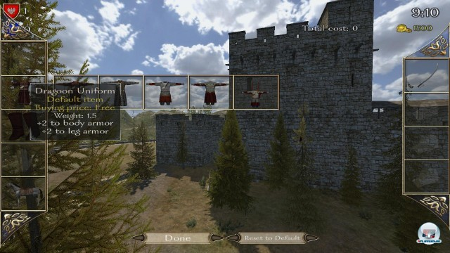 Screenshot - Mount & Blade: With Fire and Sword (PC) 2222298