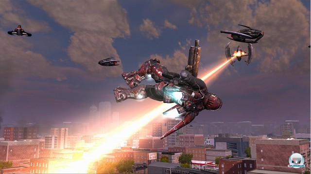 Screenshot - Earth Defense Force: Insect Armageddon (360) 2222644