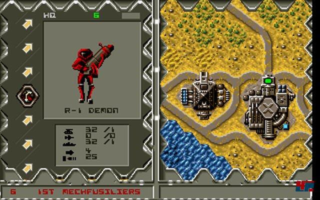Screenshot - Battle Isle (Oldie) (PC)