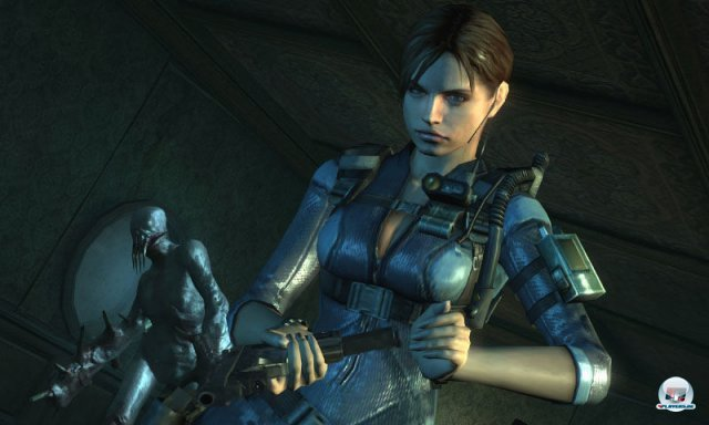 Screenshot - Resident Evil: Revelations (3DS) 2295792