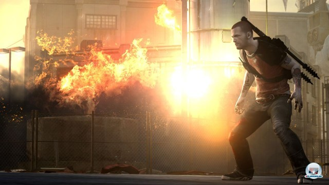 Screenshot - inFamous 2 (PlayStation3) 2226818
