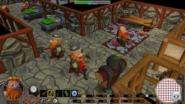 Screenshot - A Game of Dwarves (PC) 2365542