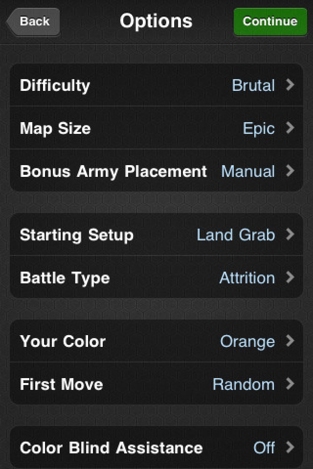 Screenshot - Strategery (iPhone)