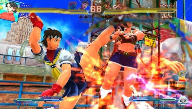 Screenshot - Street Fighter X Tekken (PS_Vita) 2376077