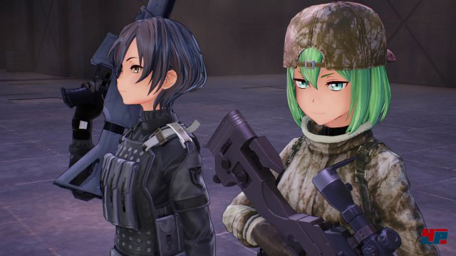 Screenshot - Sword Art Online: Fatal Bullet (PC) 92565862