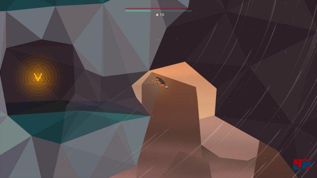 Für die U-Rune muss man zurück in den Swamp-Level, wo man sie im östlichen Teil ganz oben unterhalb der Schlüsselstein-Apparatur in einem versteckten Höhlendurchgang findet.