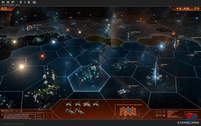 Screenshot - STARBORNE: Sovereign Space (PC)