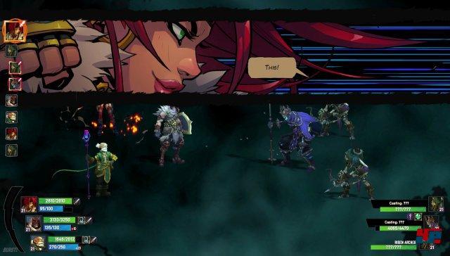 Screenshot - Battle Chasers: Nightwar (PC) 92553699