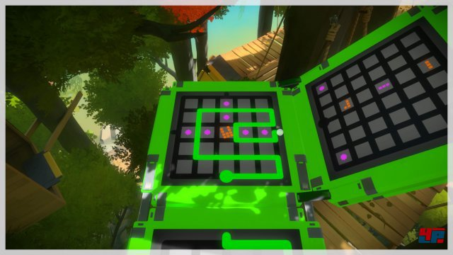 Screenshot - The Witness (PlayStation4) 92519229