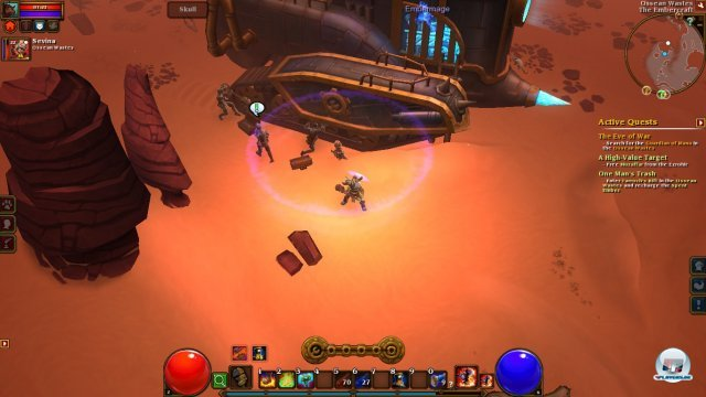 Screenshot - Torchlight II (PC-CDROM)