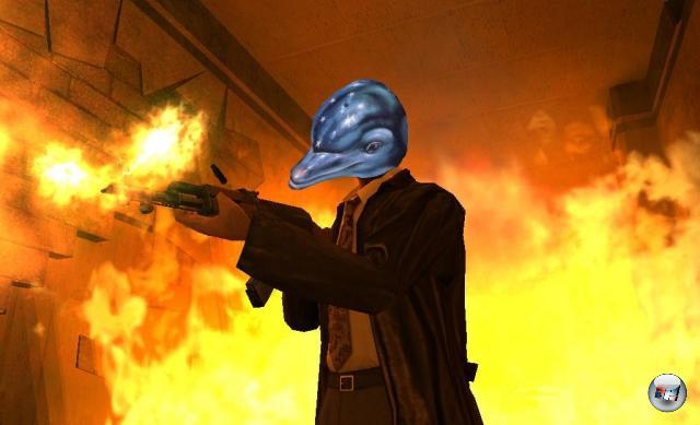 <b>Ecco The Dolphin:</b><br><br> Dieses ganze Gehampele im Wasser mit Kristallen und Sonar ist was für Althippies, nichts für einen echten Delphin! Für das Remake wird Ecco in einen kybernetischen Superanzug mit Jetpack und Laser gesteckt, er bekommt ein Heroin-Problem verpasst und hat mit Bindungsängsten zu kämpfen. Uwe Boll dürfte in wenigen Augenblicken wegen der Filmrechte klingeln. 1869313