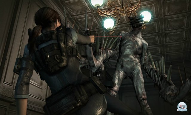 Screenshot - Resident Evil: Revelations (3DS) 2298647