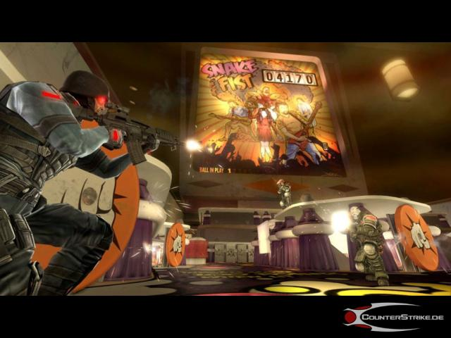 FEAR 2 Project Origin Toy Soldier для F.E.A.R. 2 будет бесплатным.