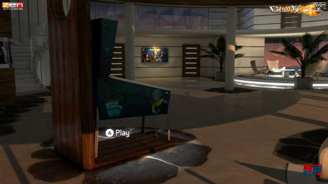Screenshot - Pinball FX 2 (VirtualReality)