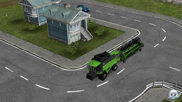 Screenshot - Landwirtschafts-Simulator 14 (Android)