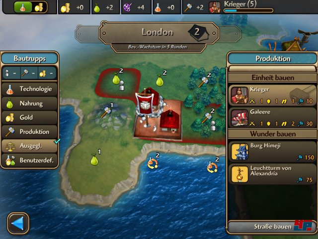 Screenshot - Civilization Revolution 2 (iPad) 92486650