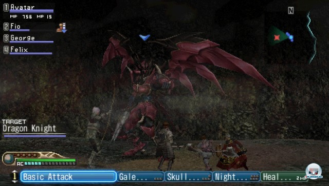 Screenshot - White Knight Chronicles: Origins (PSP) 2227022