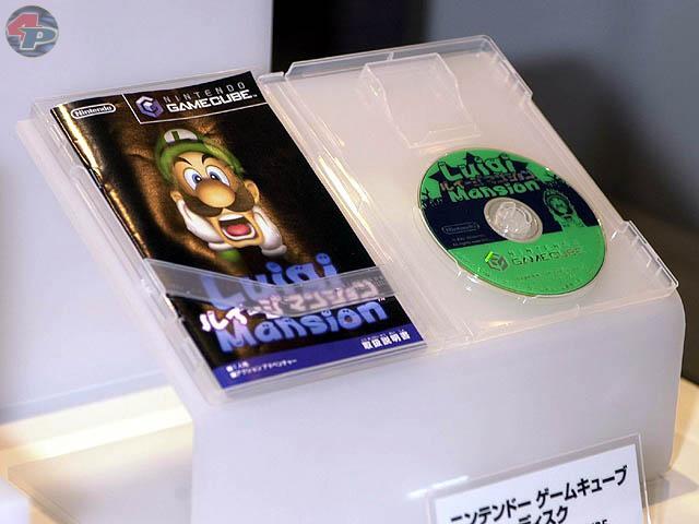 Offizielle Spiel-Verpackung: genug Platz für Memory-Karte und Handbuch