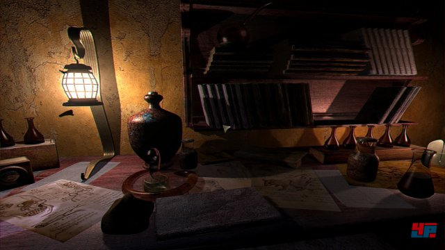Screenshot - Darkness Within: In Pursuit of Loath Nolder (PC)