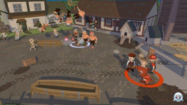 Screenshot - When Vikings Attack! (PlayStation3) 2393757