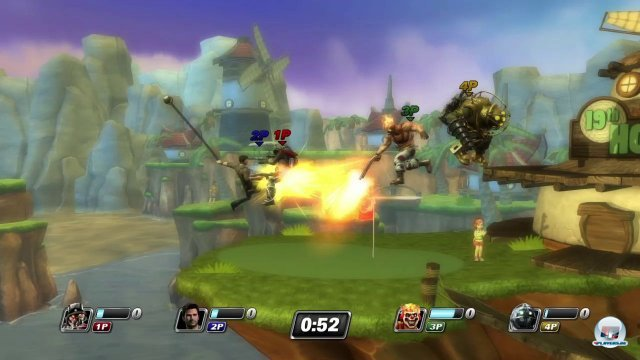 Screenshot - PlayStation All-Stars: Battle Royale (PS_Vita) 2365102