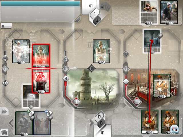 Screenshot - Assassin's Creed Recollection (iPad) 2328547