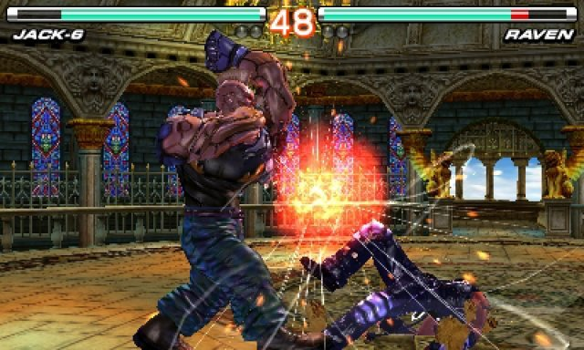 Screenshot - Tekken 3D Prime Edition (3DS) 2281242