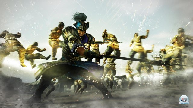 Screenshot - Dynasty Warriors 8 (PlayStation3) 92434082