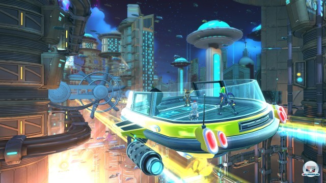 Screenshot - Ratchet & Clank: All 4 One (PlayStation3) 2228153