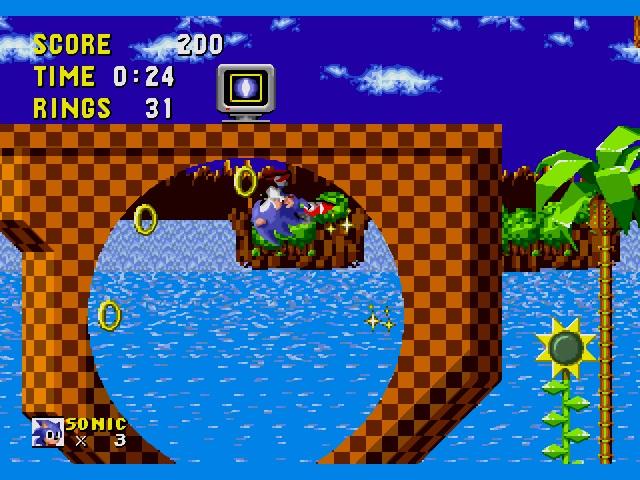 Sonic the Hedgehog <br><br>  Segas Maskottchen gilt nicht umsonst als der schnellste Igel der Welt: Schon bei seiner Premiere im Jahr 1991 auf dem Mega Drive zeigte das blaue Kerlchen, was in ihm steckt. Da wurde im Affenzahn durch die Levels gehetzt, kopfüber durch Loopings geflitzt oder rasant in Kugelform durch enge Gänge gerollt. Nicht nur in 2D machte der Igel auf Speed eine gute Figur - mit Sonic Adventures konnte er auf Dreamcast auch in der dritten Dimension nicht ausgebremst werden!      2090128