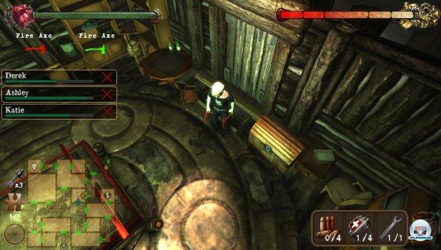Screenshot - Silent Hill: Book of Memories (PS_Vita) 2375287