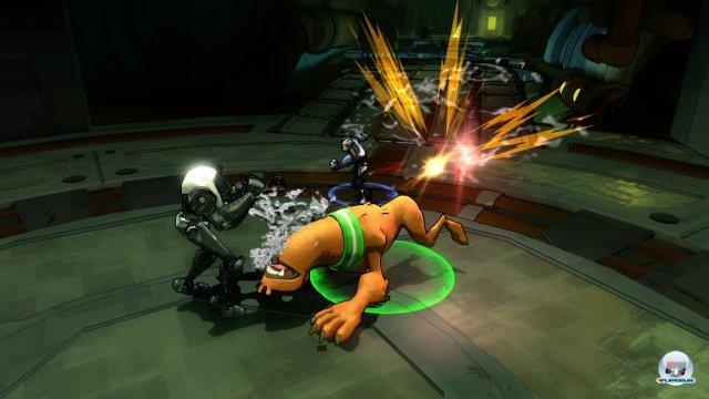 Screenshot - Ben 10: Omniverse (Wii) 92407837