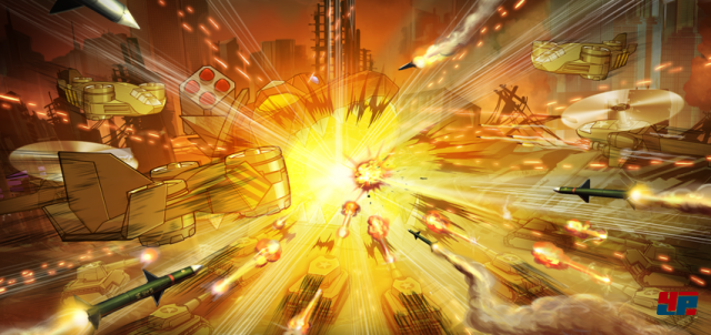 Screenshot - Colossatron: Massive World Threat (Android)