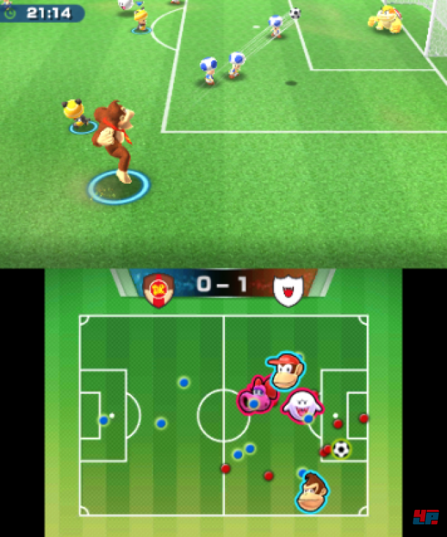 Screenshot - Mario Sports Superstars (3DS) 92542172