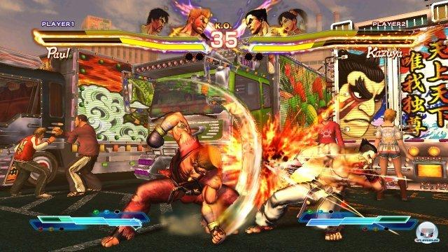 Screenshot - Street Fighter X Tekken (360) 2309447