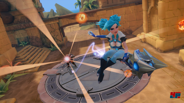 Screenshot - Paladins - Champions of the Realm (PC)