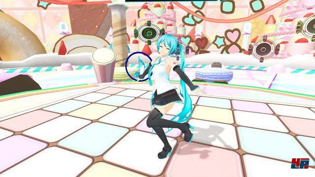 Screenshot - Hatsune Miku VR (HTCVive)