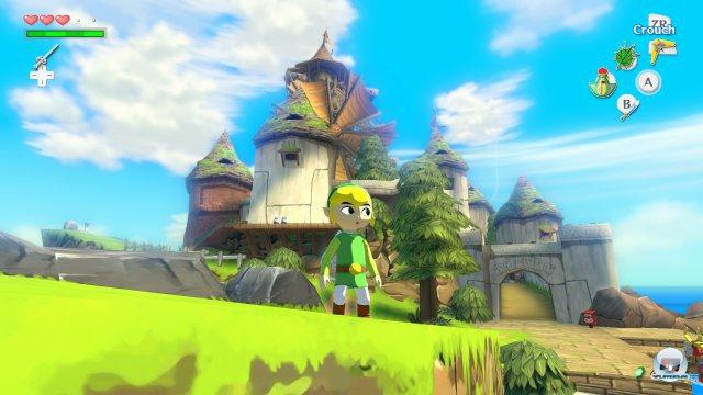 Screenshot - The Legend of Zelda: The Wind Waker (Wii_U) 92468379