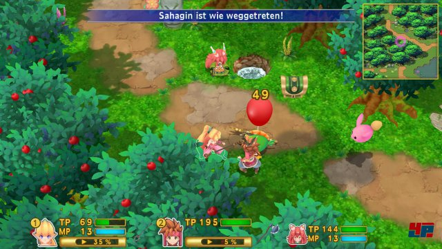 Screenshot - Secret of Mana (PC)