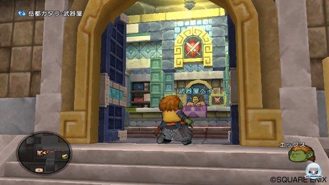 Screenshot - Dragon Quest X Online (Wii) 2273417
