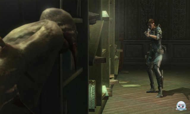 Screenshot - Resident Evil: Revelations (3DS) 2295787