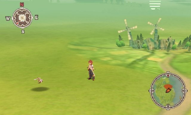 Screenshot - Tales of the Abyss (3DS) 2264077