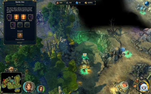 Screenshot - Might & Magic Heroes VI (PC) 2239353