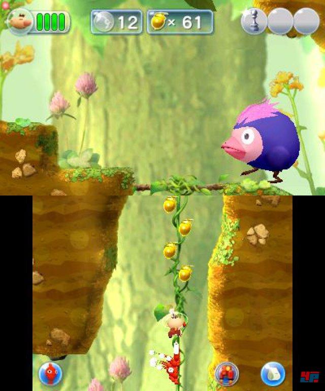 Screenshot - Hey! Pikmin (3DS) 92550158