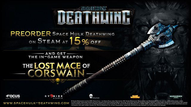 Screenshot - Space Hulk: Deathwing (PC)