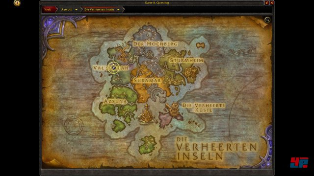 Screenshot - World of WarCraft: Legion (Mac) 92530869
